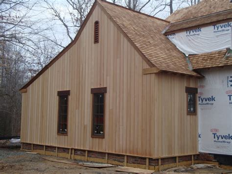 White Shiplap Siding by Atlantic White Cedar Siding Et Home Updated