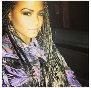 Poetic Justice Box Braids Hairstyles