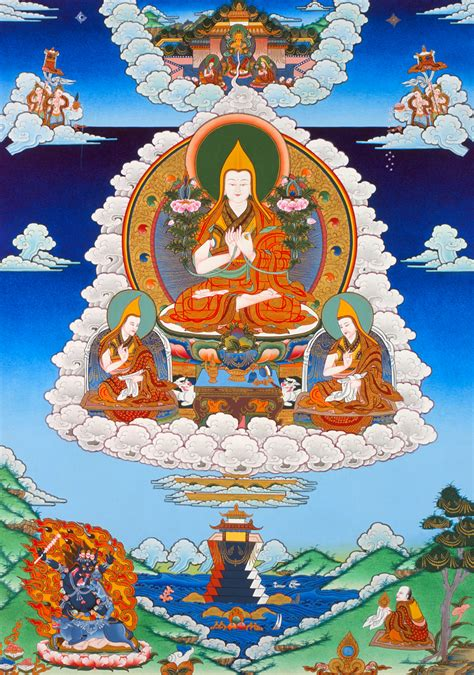 tsongkhapa tsem rinpoches resources