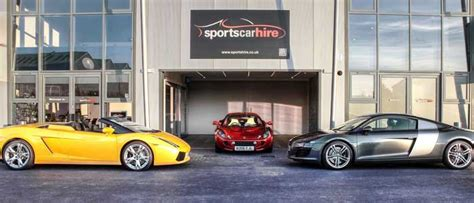 Sports Car Hire Tracking System