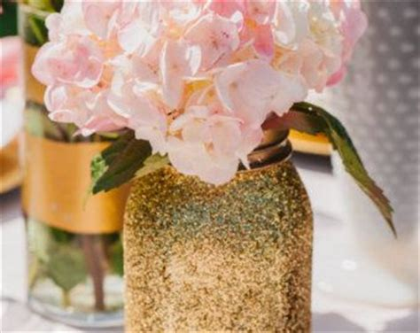 Pink And Gold Diy Centerpieces Champagne Cupcakes