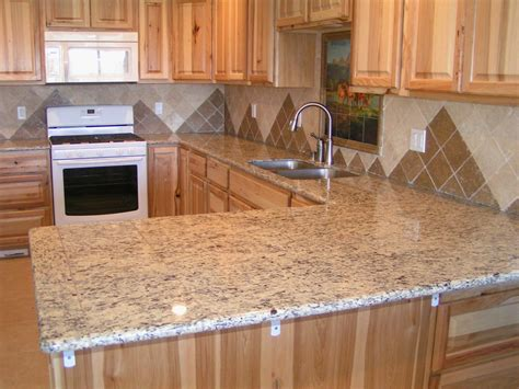 New Pictures Of Kitchens With Granite Countertops  Gl