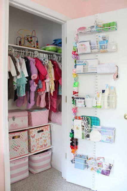 Nursery Organizing Ideas 1 Mybabydoo