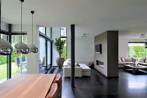 Modern, House, In, The, Netherlands