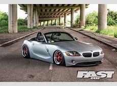 Modified BMW Z4 Fast Car