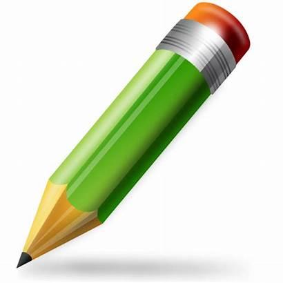 Pencil Icon Pen Transparent Background Clipart Resolution