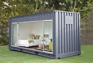 Need extra room? Rent a shipping container for your