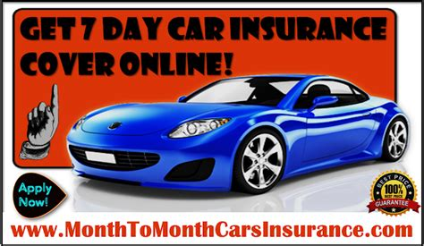 most affordable car insurance for new drivers 7 day car insurance quotes get cheap auto insurance for