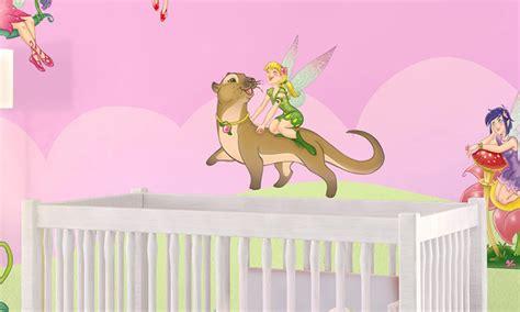 chambre fee chambre bébé les fées leostickers
