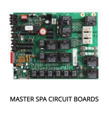 How Troubleshoot Spa Circuit Board Master Parts