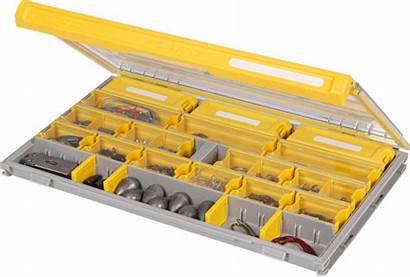 Edge Plano Terminal Storage Box Tackle Master