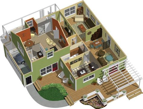 Expert Home Design 3d Gratis by Home Designer By Chief Architect 3d Floor Plan Software Review
