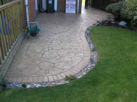 patio edging stones