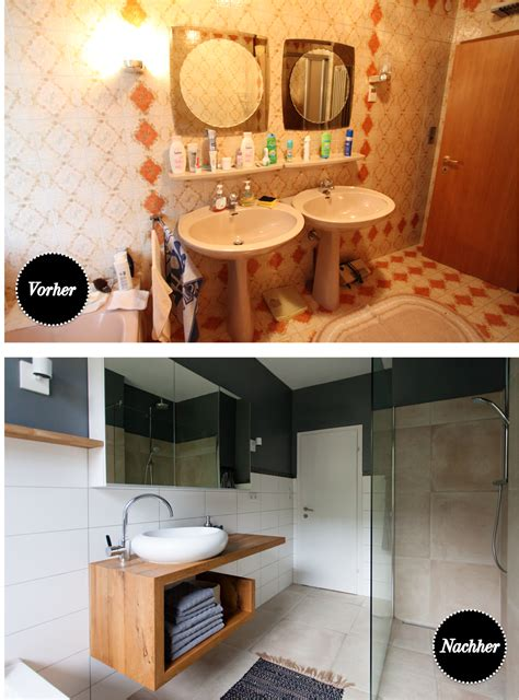 Schöner Wohnen Badezimmer Vorher Nachher by Vorher Nachher Ein Neues Badezimmer Um 4000 Wohn