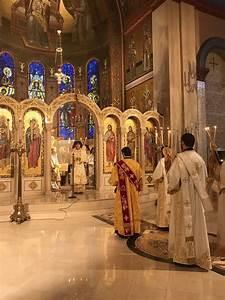 Sunday Of Orthodoxy Celebration In New York City  Ny