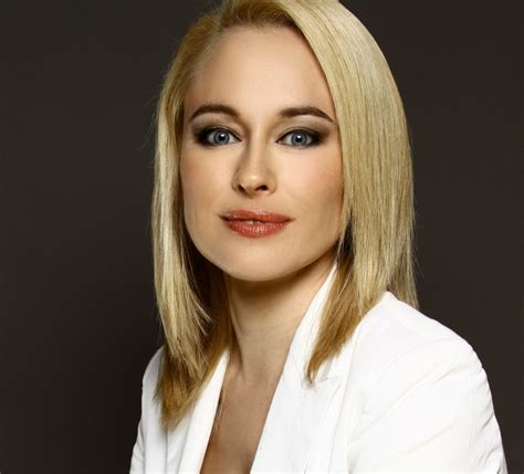 kate partridge beautiful sports journalist reveals