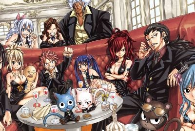 fairy tail pc