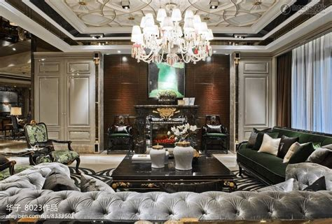 Of Neo-classical Living Room