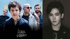 Lukas Graham Compliments INFINITE's Hoya On His Beautiful ...