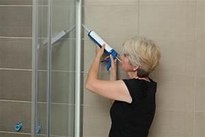 refaire des joints de salle de bain With faire joint silicone salle de bain