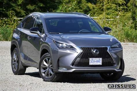 20182019 Lexus Nx 200 T In  New Cars  Price, Photo