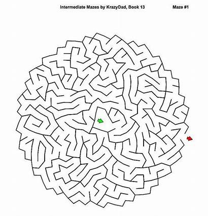 Mazes Printable Puzzle Maze Puzzles Worksheets Ages