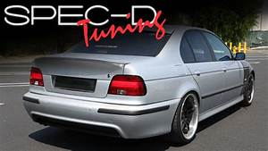 Specdtuning Installation Video  2001-2003 Bmw 5 Series E39 Led Tail Lights