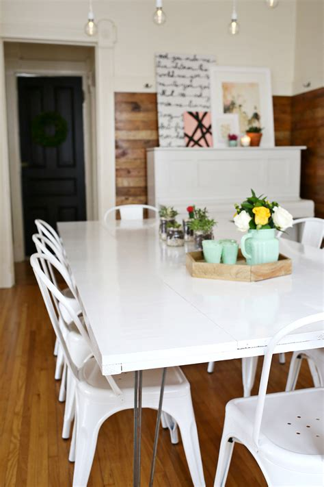 how to paint a dining room table with chalk paint tips for painting a dining room table a beautiful mess