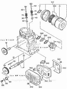 Robin  Subaru Ey08 Parts Diagram For Intake  Exhaust