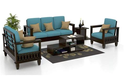 Wooden Simple Sofa by Simple Wooden Sofa Set Designs The Best Ones Homonk