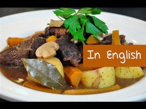 cuisine herve recipe boeuf bourguignon burgundy beef stew by