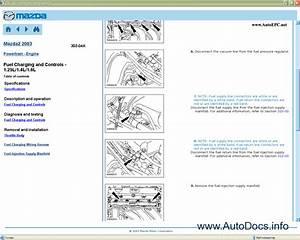 Service Manual Mazda 2