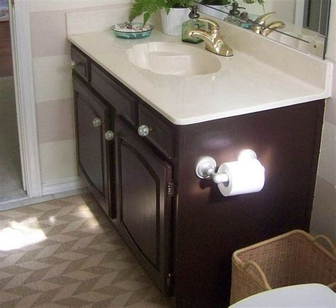 Cabinets Paint Grade by Painting Builder Grade Bathroom Cabinets Behr Paint And