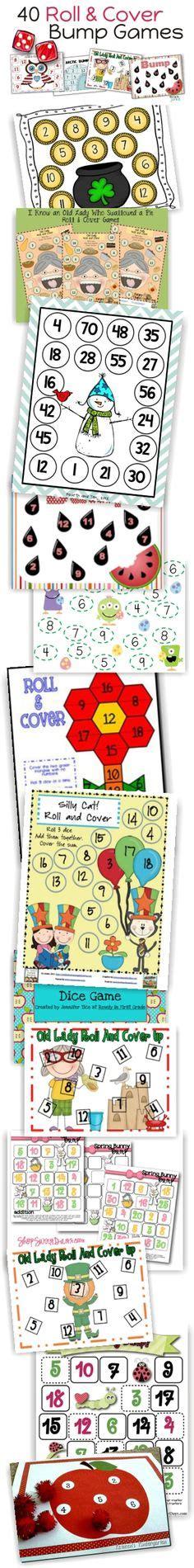 30 best free bump on tpt images in 2012 975 | b4d3abd0b79db3e7d27346e8f2eee7f7 bump games bump math game