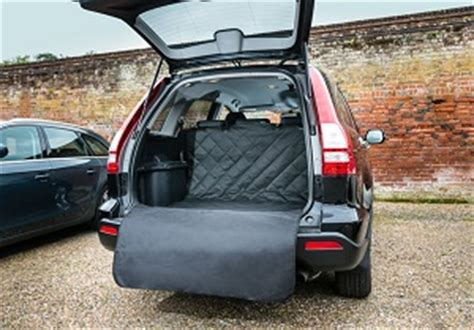 Favored Suv Cargo Area Pet Liner For Dog, Suv Quilted And
