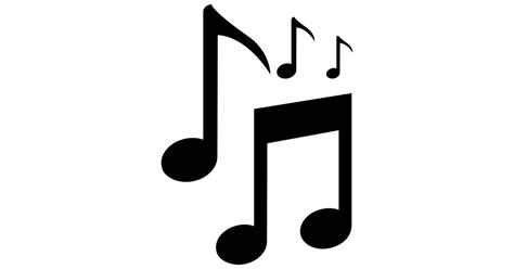 They are designed to improve reading speed by avoiding the visual crowding that is associated with some font styles and types. Musical notes symbols - Free music icons