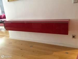 Etagere Murale Rouge : etag re murale brillant rouge ikea best burs luxembourg gare meubles ~ Teatrodelosmanantiales.com Idées de Décoration