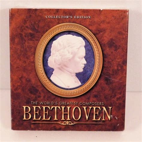 The World's Greatest Composers Beethoven Collector's ...