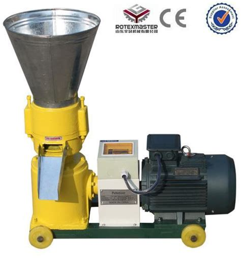 home use grain straw grass animal feed pellet mill machine for sales in pellet mills from