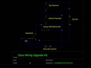 Rival Zeus Wiring Upgrade Kit - Blastersmiths Uk