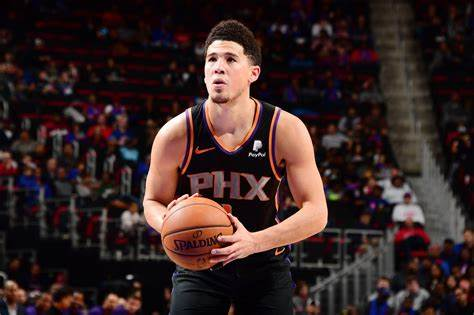 The phoenix suns didn't win the nba draft lottery, but devin booker helped one fan realize her dreams. Devin Booker seems dedicated to winning in Phoenix - NBA ...