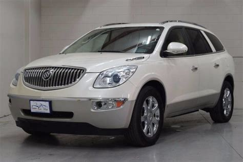2008 Buick Enclave Cxl Englewood Co 26833328