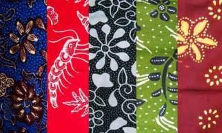 gambar batik  mudah  bagus berwarna tulisanviralinfo