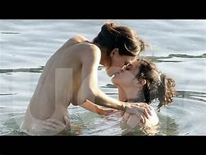 Elena Anaya actriz española guapa y su novia en la playa ...