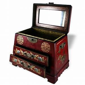 Boite A Bijoux Originale : coffret a bijoux ~ Teatrodelosmanantiales.com Idées de Décoration