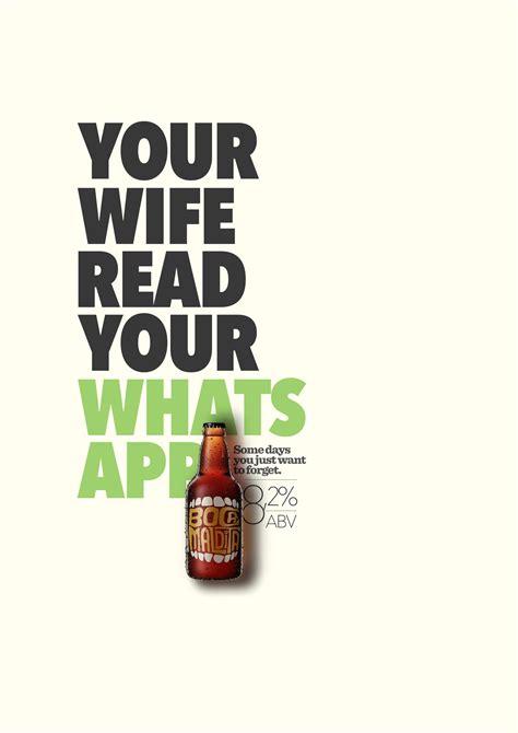 lustige bier werbung bierdesigns auf kraftbier