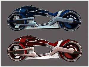 My Sims 3 Blog: Futuristic Police Motorcycle by Severinka