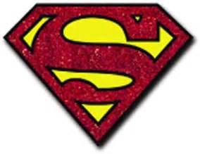 Superman No1 USA Made Novelty Craft Grosgrain Ribbon
