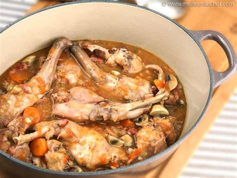 cuisine du lapin lapin nos recettes meilleurduchef com