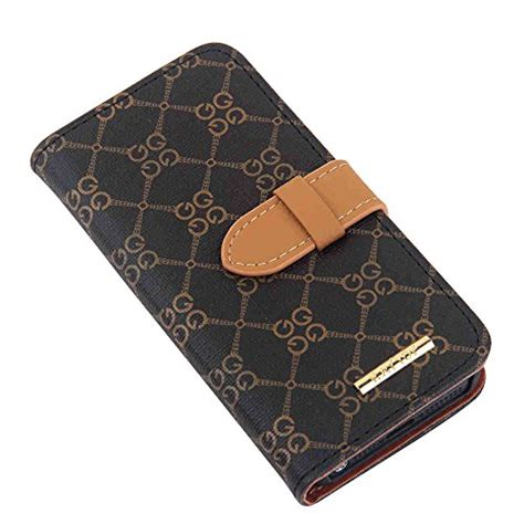 raytop apple iphone ses case wallet leather cover